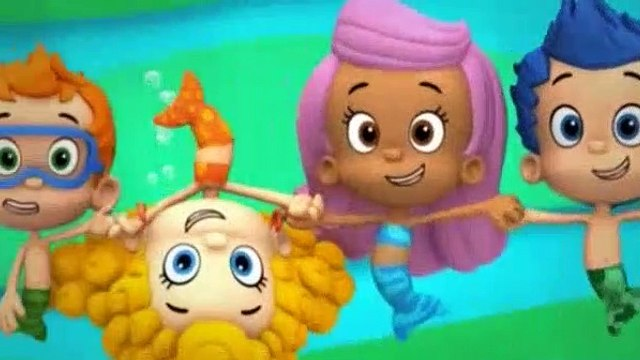 Bubble Guppies Season 2 Episode 6 Firefighter Gil To The Rescue