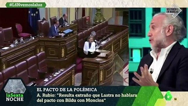 """Inda: """"Calviño estuvo a punto de dimitir por el pacto con Bildu"""""""