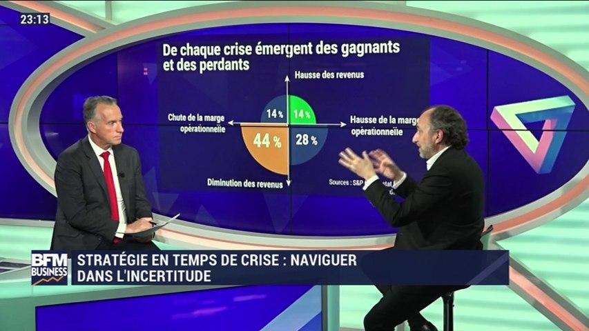 BFM Stratégie (Cours n°92): Naviguer dans l'incertitude en ce temps de crise - 23/05