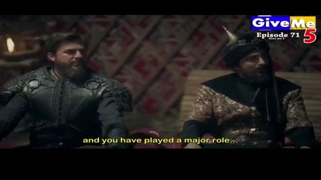 Ertugrul Season 1 Episode 71 in Urdu Dubbed