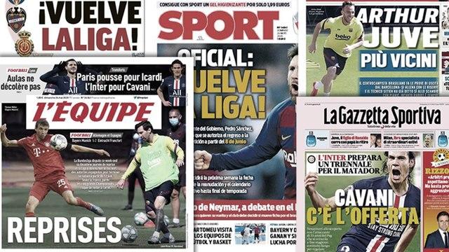 Le transfert de Neymar fait débat en interne au FC Barcelone, la Juventus entre dans la danse pour Erling Haland
