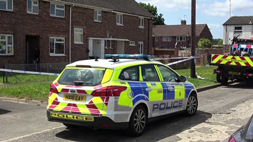 Two arrested on suspicion of murder after 21-year-old man found dead in property outside West Sussex