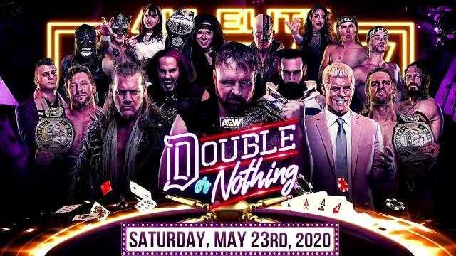 Post AEW Double Or Nothing 2020 Media Scrum with Cody Rhodes, Jon Moxley and Tony Khan
