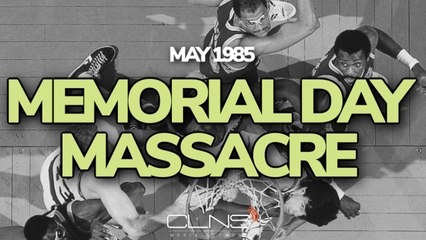 Inside the MEMORIAL DAY MASACRE: Celtics - Lakers, 1985