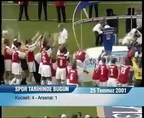 KocaeliSpor 4-1 Arsenal