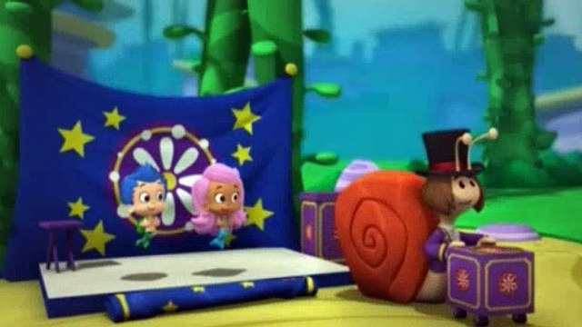 Bubble Guppies Season 2 Episode 13 Bubble-Cadabra