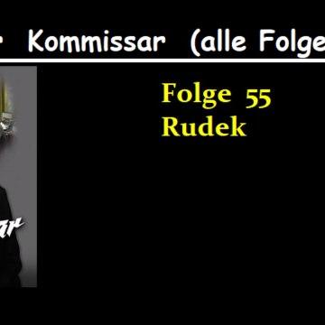 Der Kommissar (55) Rudek
