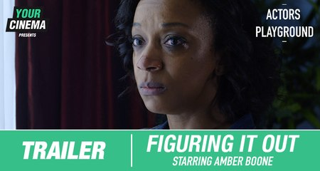 Here's the trailer for this week's episode of 'Actors Playground' starring Amber Boone! #Ourstars Out on Wednesday!