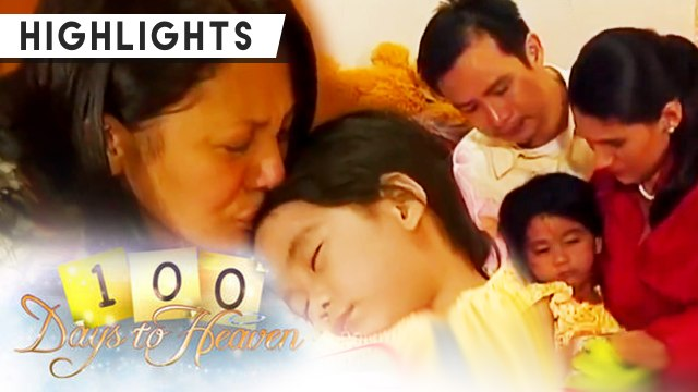 Myrna decides to leave Margaret with the Roxases for good | 100 Days To Heaven