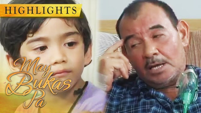 Don Miguel tells Santino his dying wish | May Bukas Pa