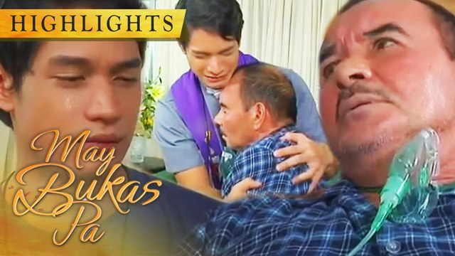 Father John lets go of his father | May Bukas Pa