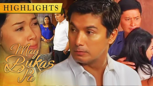 Stella learns that Enrique is not her father | May Bukas Pa