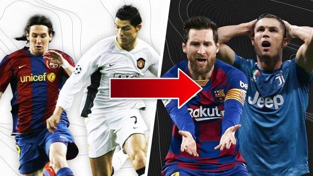 Qu'est-il arrivé à la rivalité entre Cristiano Ronaldo et Lionel Messi ? | Oh My Goal