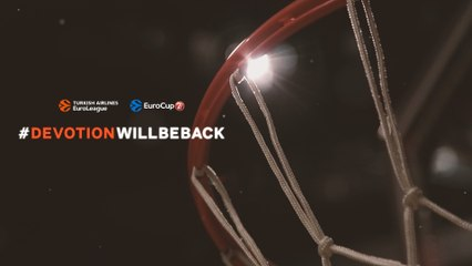 #DevotionWillBeBack