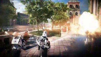 Star Wars Battlefront II  : Bande-Annonce