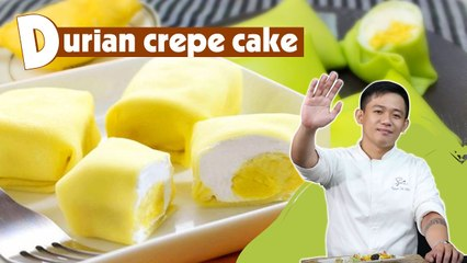 How to Make Perfect Resepi Durian Crepe