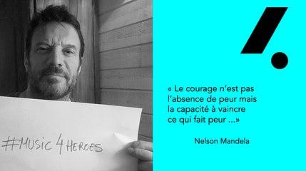 Samuel Le Bihan lit Serge Gainsbourg pour Music4Heroes