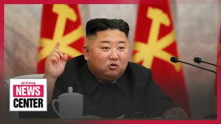 Kim Jong-un presides over key party meeting to discuss increasing nuclear deterrent