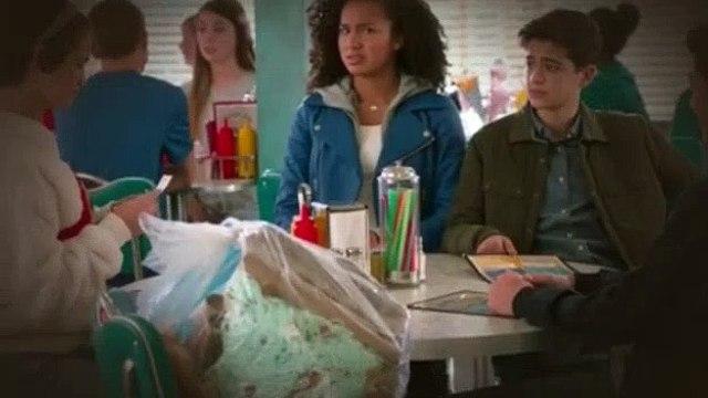 Andi Mack S03E16 One Girl's Trash