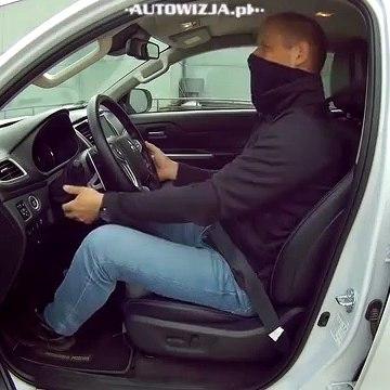 Mitsubishi L200 Super Select 4WD 2.2 150 TEST Robolcop