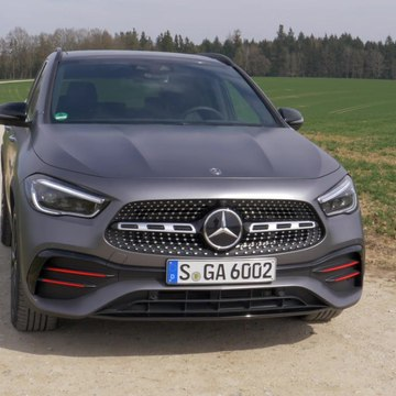 2020 Mercedes GLA 250 Edition 1 Review