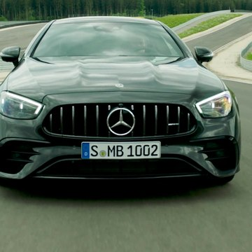 Walkaround Mercedes-AMG E 53 4MATIC+ Coupe