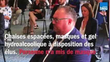 Julien Dubois nouveau maire de Dax