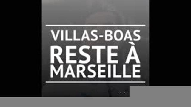 Ligue 1 - Villas-Boas reste à l'OM