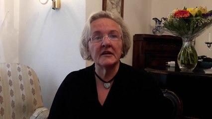 Die Bürgerrechtlerin Angelika Barbe erzählt uns über Ihre Festnahme auf dem Alexanderplatz