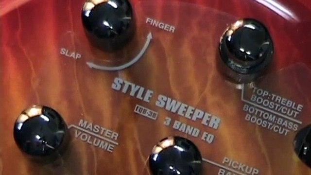 Ibanez  SR400QMCS Soundgear Bass