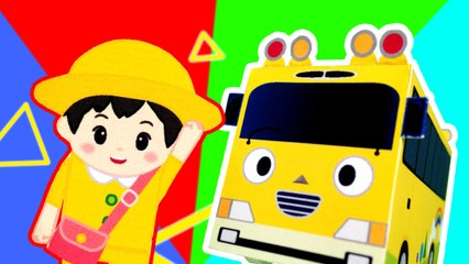 Hello, Nice To Meet You! l Tayo's Sing Along Show l Tayo the Little Bus