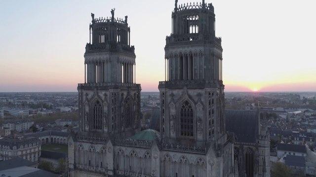 l'architecture de la cathédrale