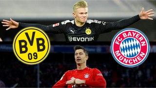 Borussia Dortmund - Bayern Munich : les compositions probables