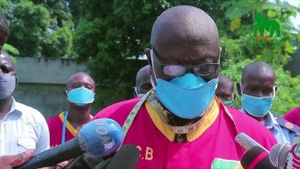 Les maisons d'arrêt du Congo dotées de kits de protection contre la Covid-19