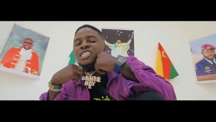 "Sortie du clip de ""Dancia"" de Dante Boy ft VickRoss (Cameroun)"
