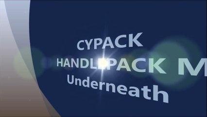 Carry Handle Machine Handlepack-M-Underneath by CYPACK