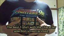 The King of Fighters 98 T-shirt