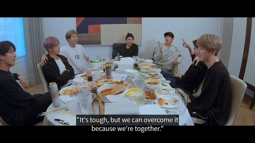 [ENG] BTS BREAK THE SILENCE EP 6