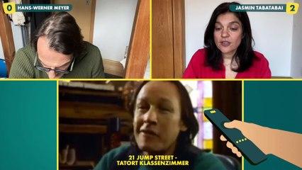 Zwei Fernsehkommissare im Duell: Kannst du diese Kult-Krimiserien an einem Bild erkennen?