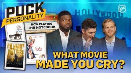 Puck Personality: Tearjerker Films