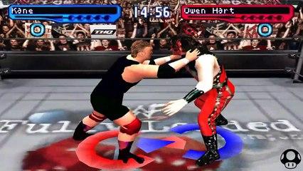 WWF Smackdown! 2 - Owen Hart season #7