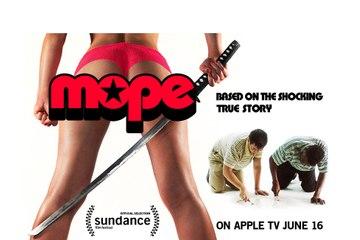 Mope Official Trailer (2020) David Arquette, Nathan Stewart-Jarrett Comedy Movie