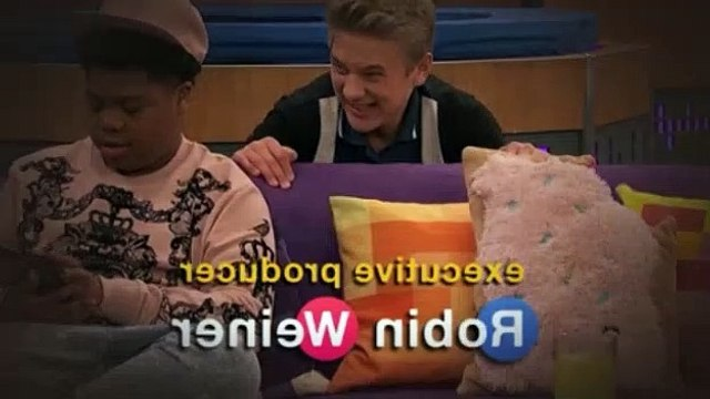 Game Shakers S03E17 Boy Band Cat Nose