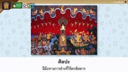 สื่อการเรียนการสอน เรียนรู้คำศัพท์เรื่อง กระดาษนี้มีที่มาป.4ภาษาไทย