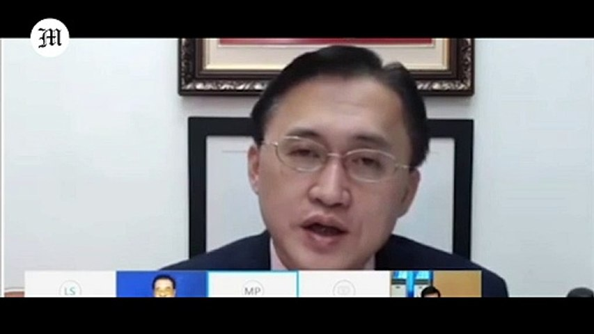 WATCH: Bong Go appeals to LGUs to accept returning OFWs