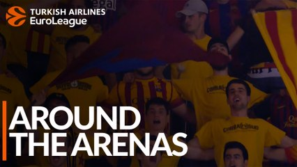Around the Arenas: Palau Blaugrana