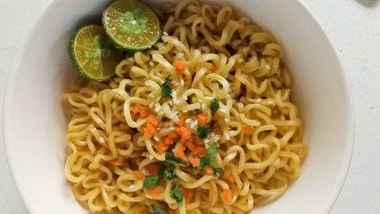 Sesame Instant Pancit Canton Recipe   Yummy PH