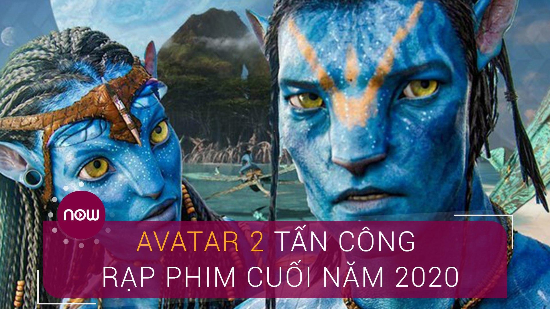 Avatar 2 chính thức tấn công rạp phim cuối năm 2020