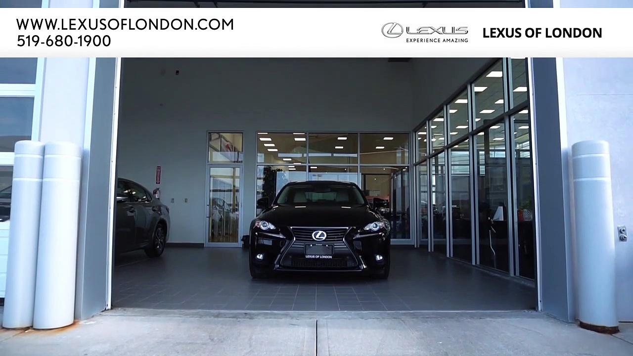 Used Lexus LS London, ON – Lexus Dealerships