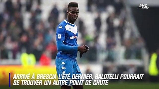 Serie A : Le contrat de Balotelli avec Brescia bientôt rompu ?